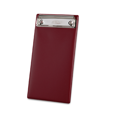 table accessories RISTO ORDER HOLDER block sheets clamp BURGUNDY