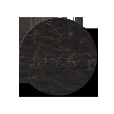 COASTERS 10 cm single piece VINTAGE th. 1.0