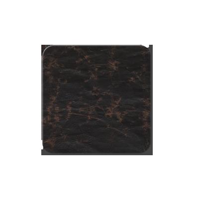 COASTERS 9,5 x 9,5 cm single piece VINTAGE th. 1.0